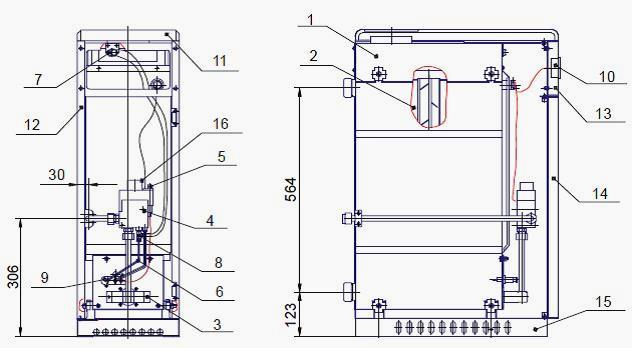 Паяный теплообменник Alfa Laval CBH18-15H Улан-Удэ